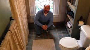 the importance of cleaning your bathroom rug youtube
