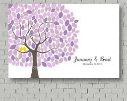 wedding wishes tree wedding wish tree etsy