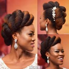 pics of bridal hairstyle bridal hairstyles for natural hair essence com