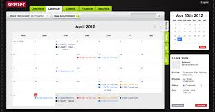 announcing the release of our new html5 calendar setster blog