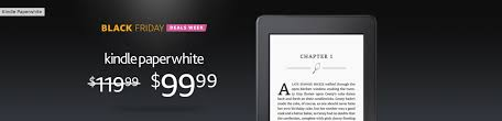 amazon kindle book sale black friday e reader tech u2013 gadget news