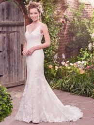 affordable beach wedding dresses from rebecca ingram