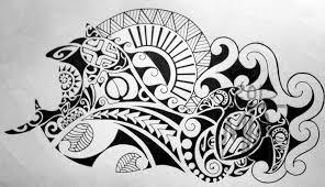 maori maori tribal design acevedo tattoos