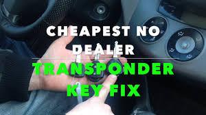 cheapest toyota model cheapest transponder key fixes no dealer fees toyota rav4 youtube