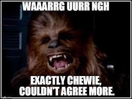 Chewbacca Memes - chewbacca memes imgflip