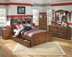 Trundle Bedroom Set Full Bookcase Bed With Trundle Under Bed Storage Unit By Signature