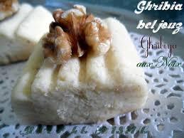 amour de cuisine de soulef ghribia bel jouz ghribiya aux noix amour de cuisine