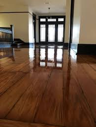 Refinished Hardwood Floors Before And After Rock Hardwood Flooring