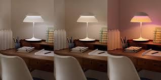 Wohnzimmer Lampe F Hue Philips Tischleuchte Beyond Testbericht Und Kaufberatung