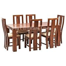 six seater dining table wally six seater dining table my furniture town