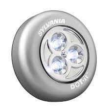 Sylvania Lights Shop Sylvania Gray Silver Led Night Light At Lowes Com