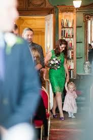 tomboy wedding dress a green lace dolce gabbana wedding dress for a tomboy