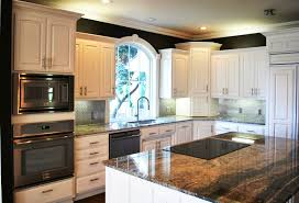 Alabaster White Kitchen Cabinets by Sherwin Williams Kitchen Cabinet Paint Couto Homes Kitchens