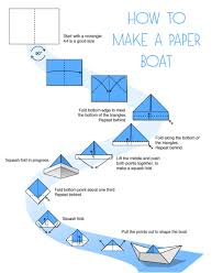 How To Make Boat From Paper - america diy craft idea paper sailboat mobile