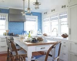 Blue Countertop Kitchen Ideas Blue Kitchen Ideas