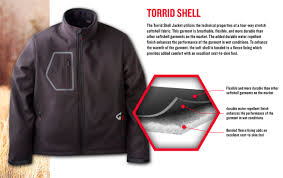 heated motorcycle clothing gerbing gyde torrid heated softshell jacket 7v battery the