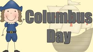 columbus day learning about christopher columbus youtube