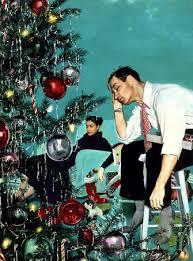 happy holidays america american illustrators gallery
