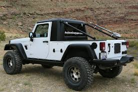 jeep jku truck conversion jeep jk unlimited actiontruck truck kit by thaler design by