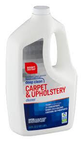 smart sense deep clean carpet u0026 upholstery cleaner 64 0 fl oz