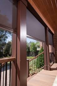 Motorized Screens For Patios Motorized Retractable Screens In California And Nevada Phantom