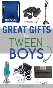 gifts for tween 30 gifts for tween boys keeping sane