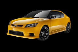 yellow toyota scion tc rs 7 0 u2013 creation from a toyota company