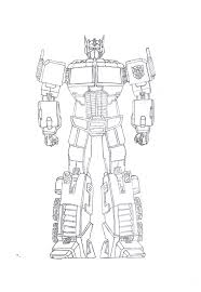 optimus prime free coloring pages on art coloring pages