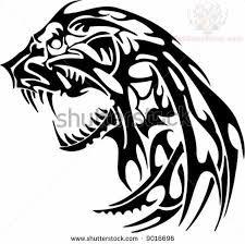 jaguar tribal designs