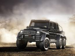 mercedes g class 6x6 2013 brabus b63s 700 6x6 based on mercedes benz g63 amg 6x6
