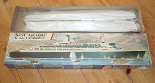 Queen Elizabeth Ii Ship by Rms Queen Elizabeth Ii Qe2 Model Ship And Other Watercraft