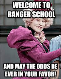 Ranger School Meme - last day of mountain phase pearls for tags women of army men