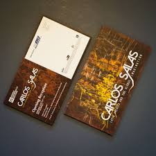 Vip Invitation Cards Carlos Salas Exhibition U2039