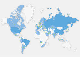 Estonia On The World Map by Home Page U2013 Cormack Consultancy