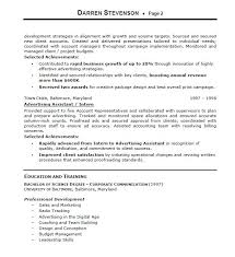 resume sles for advertising account executive description sales account executive resume sle advertising shalomhouse us
