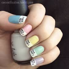 awesome nail art drawing design ideas that are in fact easy and
