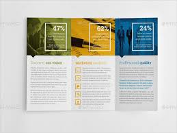 tri fold brochure ai template 12 graduation brochure templates free psd eps illustrator ai