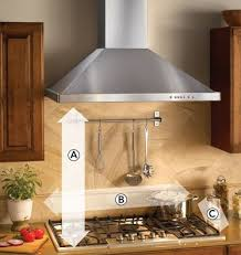 Kitchen Hood Designs Best 25 Kitchen Ventilation Ideas On Pinterest Stove Hoods