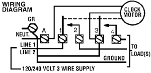 intermatic wiring diagram intermatic wiring diagrams collection