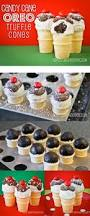 thanksgiving oreo balls candy cane oreo truffles on mini cones love from the oven