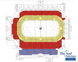 Grand Arena Grand West Floor Plan by Seating The Aud
