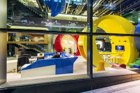 custom 70 google office in seattle decorating inspiration of