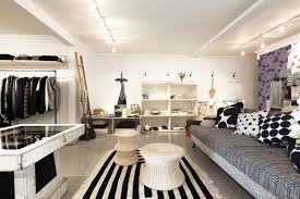 industrial clothing store home design