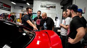 Master Auto Body Upholstery Auto Detailing Training Professional Car Detail Business Classes