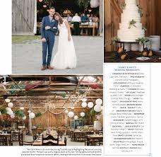 sydney u0026 matt fiddle lake farm real wedding u0026 feature in the