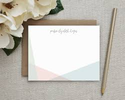 personalized stationery sets personalized stationery personalized notecard set personalized