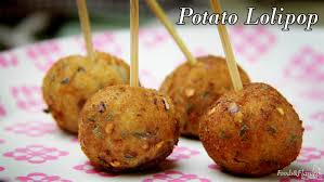 indian appetizers potato lollipop snacks recipes indian snacks recipes