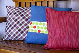How Do I Make Cushion Covers How To Sew Professional Looking Pillows Sew Mama Sew