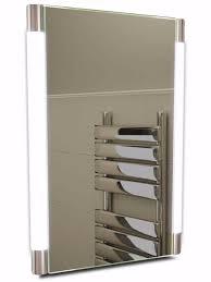 saber tall led light bathroom mirror illuminated led shaver