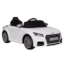 convertible audi white audi model tt new 2017 convertible sports car 12volt white